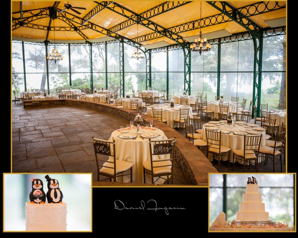 glen foerd mansion wedding evan and alessia